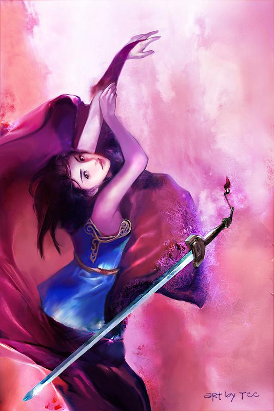 Sword to dance