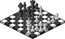 Chessboard by FoxRichards