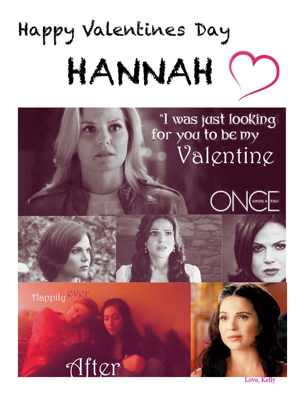 Hannah Valentine by KellyP4everMi
