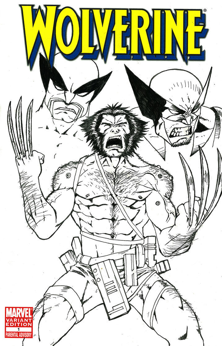 Wolverine? by Lefthanded