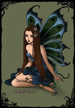 Margeary Tyrell Dark Fairy
