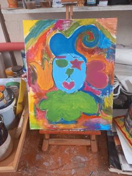 My Picasso impression