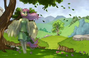 Afternoon Breeze by Joan-Grace