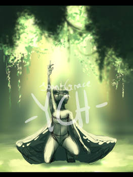 YCH- Reaching for Rays [CLOSED]
