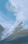 Wreathed in the Clouds