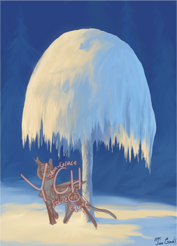 YCH- Iced Tree [CLOSED]