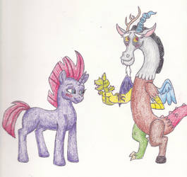 A Flower For Tempest by Spyro-For-Life