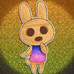 Coco - Animal Crossing by AltiaStudio