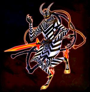 Loki - Persona 5 - Art Commission