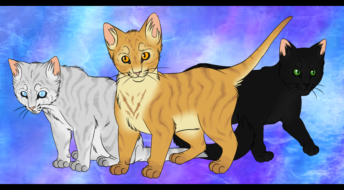 Warriors We Are - Forever Warriors Cats Fan Art (32829046 ...