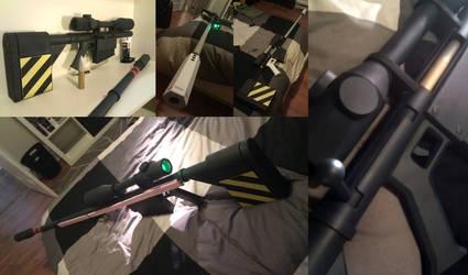 Yoko's Rifle
