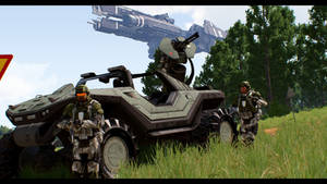 M12 Force Application Vehicle 'Warthog'