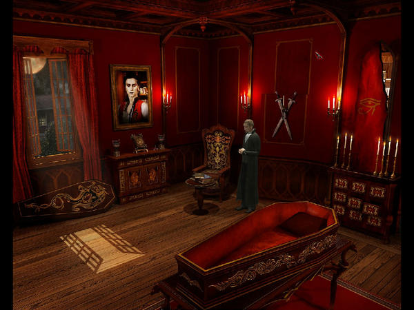 Dracula S Room By Aelitameier On Deviantart
