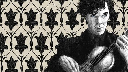 Violin by savagesnakes