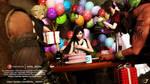 FF7 Remake-Tifa-Birthday party 2021 by Vera-White