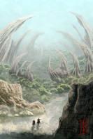 Mythical Forest by AdamDarmawan