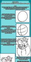 Tutorial: How I draw mobian heads