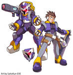 Gard the Mega Man Model V