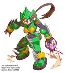 Aile Mega Man Model A-O