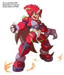 Vent Mega Man Model A-A