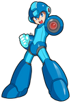 Megaman render