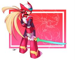 Elf War Zero by SaitoKun-EXE