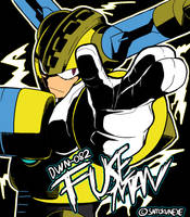 Fuse Man by SaitoKun-EXE