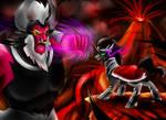Lord Tirek vs King Sombra