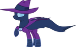 Mysterious Mare Do Well Vector