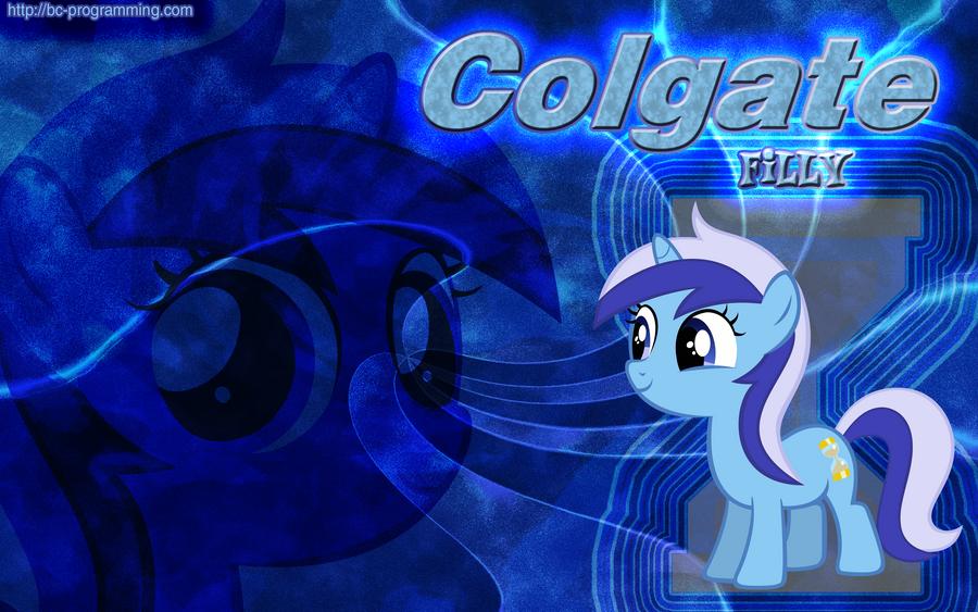Colgate Filly Wallpaper by BC-Programming on deviantART