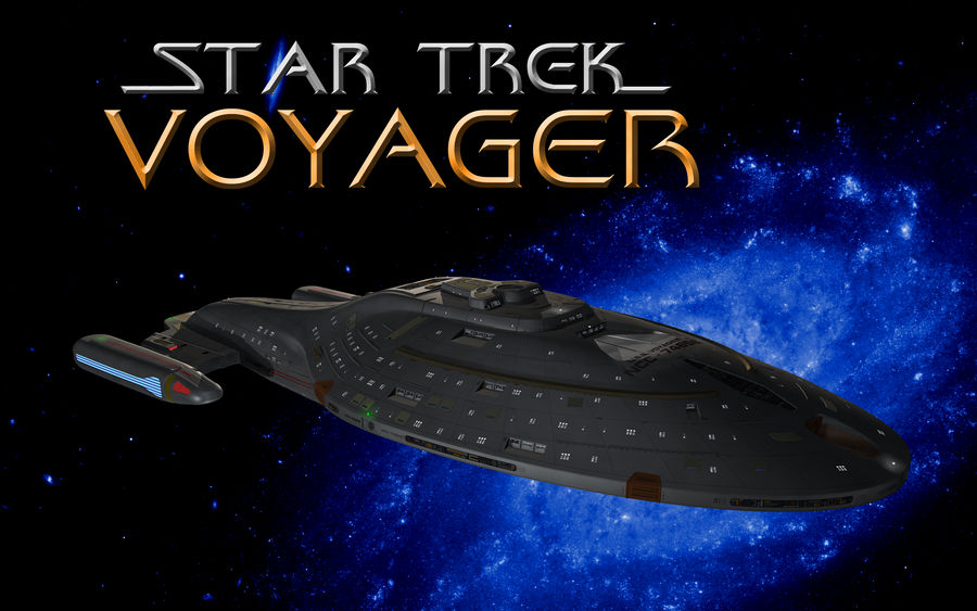 Star Trek Voyager Wallpaper By Bc Programming On Deviantart
