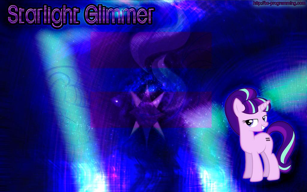 Starlight Glimmer (16:10) by BC-Programming