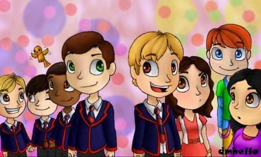 Austin and the Warblers by dmhello