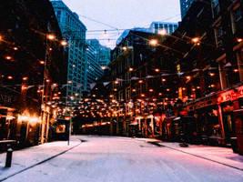 ~Cold City~ by Delfuego5