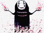 ~Faceless Ghibli~ by Delfuego5