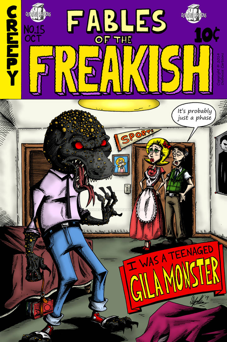 Fables of the Freakish