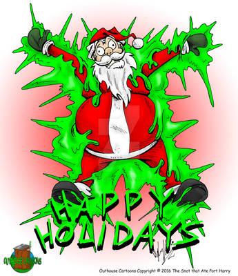 Happy Holidays from Port Harry 2016