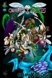 Combat Fairies #2 - Cover