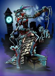 Lady of Steampunk