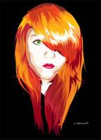 fire face by calmyafarm