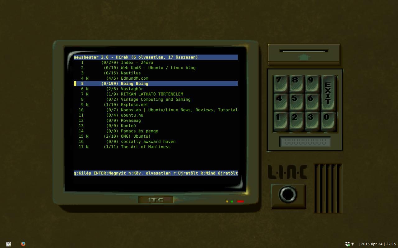 Linc Desktop by hallgat