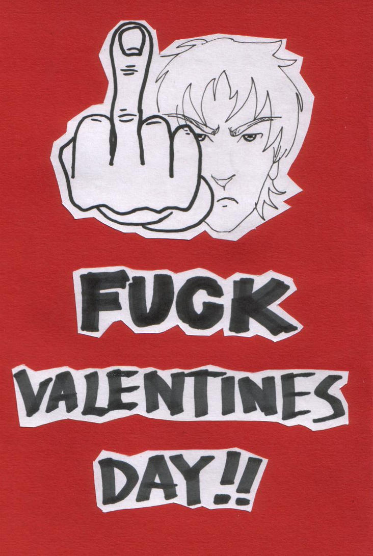 i hate valentines day 2 by ihni - Hate Valentines Day Quotes