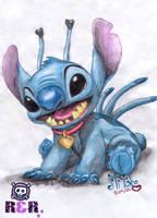 stitch by rasharyan