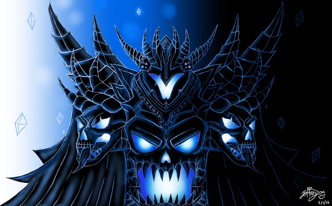 Dage the Evil Fan Art by Darkblaster1020 on DeviantArt