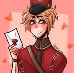 Postman  by engelsjunge