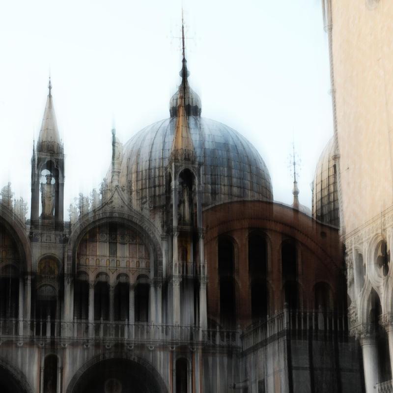 Saint Mark's Basilica by TheRedRidingHood