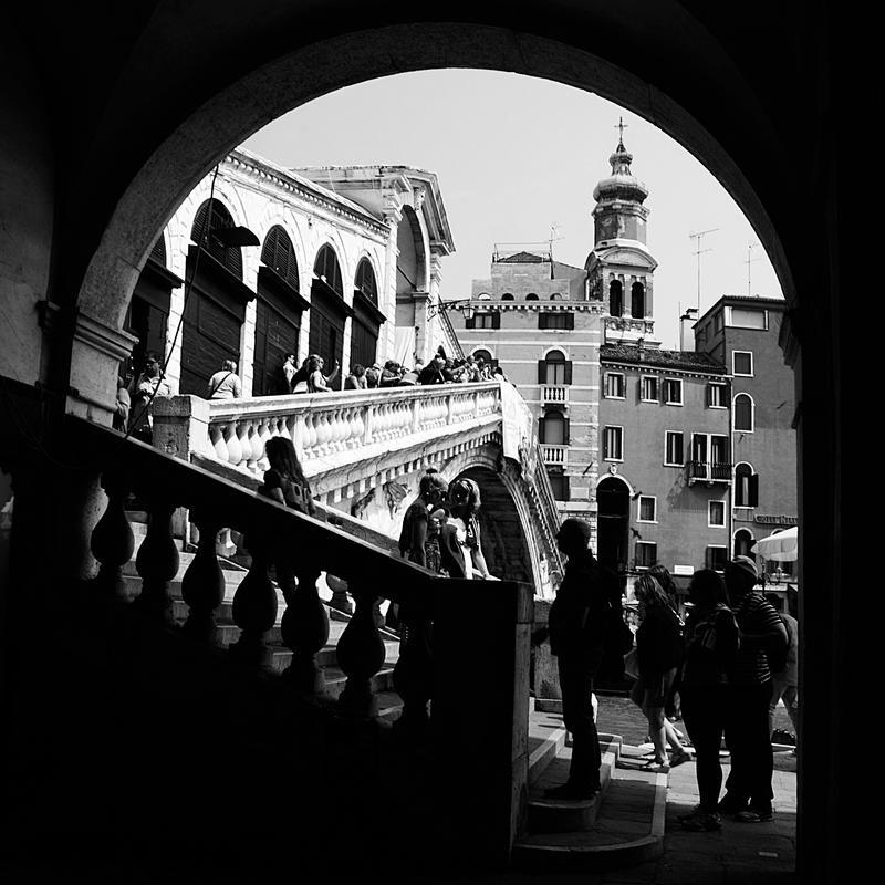 Ponte di Rialto by TheRedRidingHood