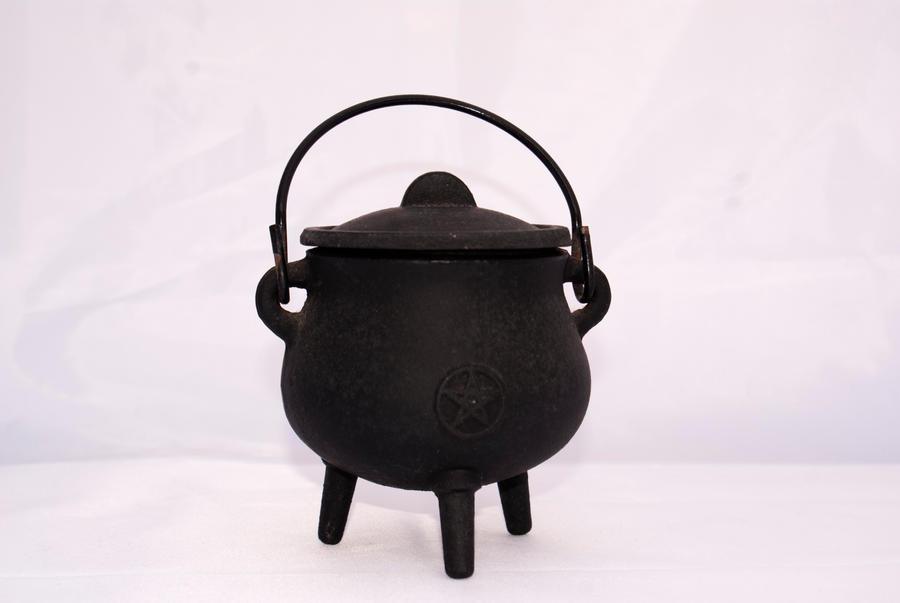 Cauldron 1 by wintersmagicstock