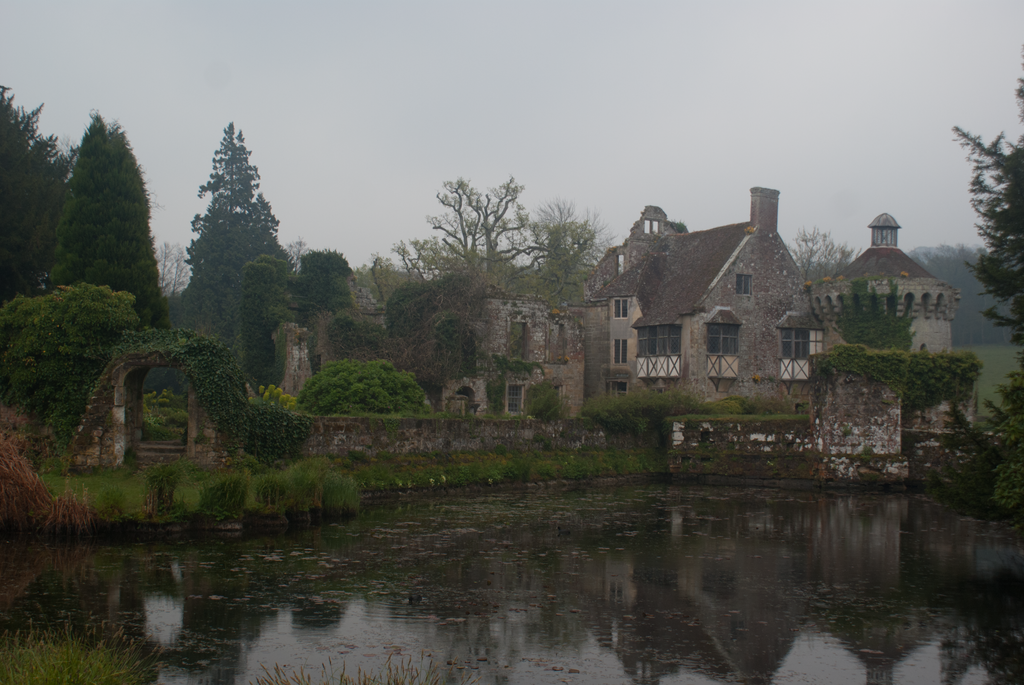 DSC09764 Scotney Castle by wintersmagicstock