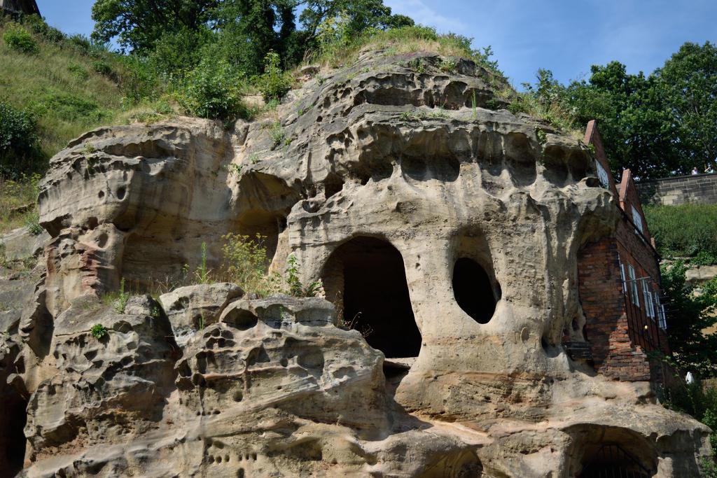 DSC_0223 Nottingham  Castle Caves 2 by wintersmagicstock